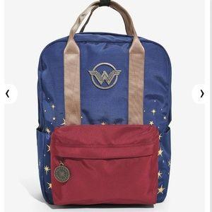 DC Comics Wonder Woman Double Handle Backpack